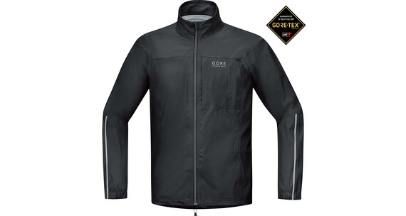 GORE RUNNING WEAR ESSENTIAL GT AS Jacket Men black